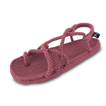 Toe Joe Fuchsia New Sandal